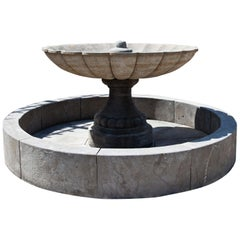 Baroque Style Fountain, 21st Century