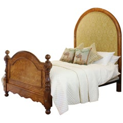 Satinwood Upholstered Bed, WK99