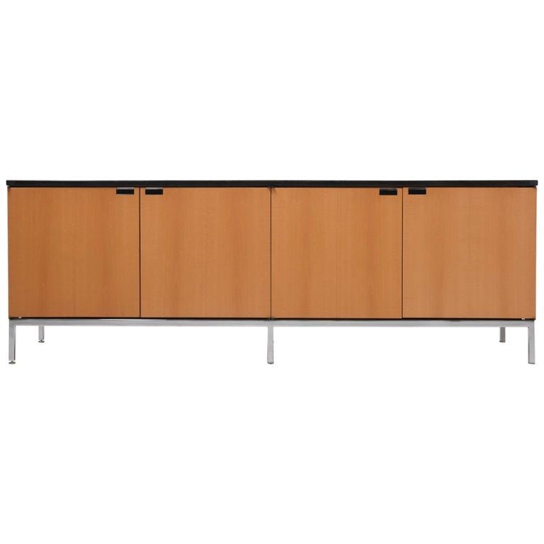 Midcentury Credenza by Florence Knoll for Knoll, 1960s