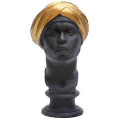 Late 20th Century Blackamoor Head