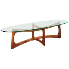 Adrian Pearsall 2454-TGO Coffee Table for Craft Associates