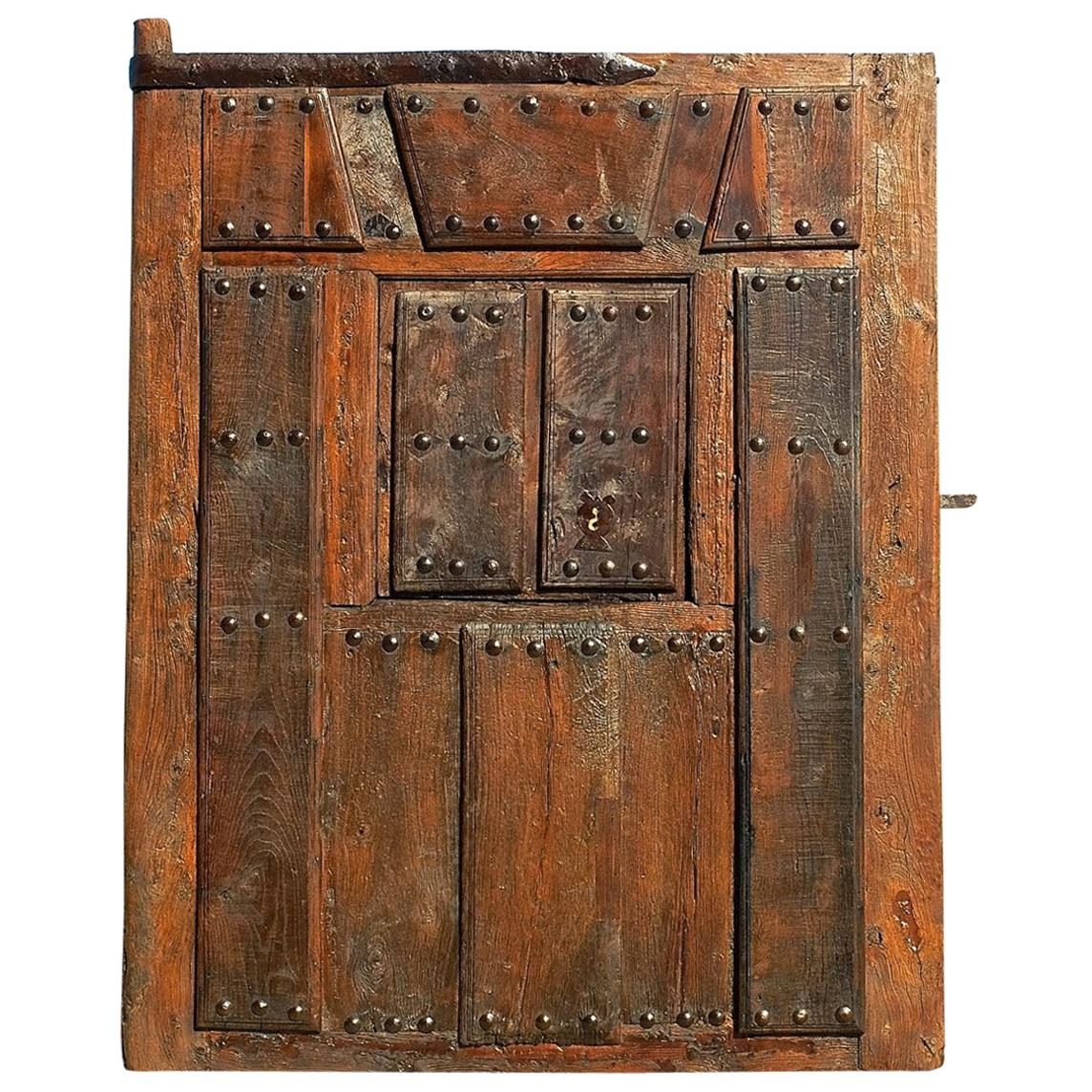 Mid to Late 17th Century Paneled Basque Compound Gate Oak and Cherry  sc 1 st  1stDibs & Spanish Doors and Gates - 30 For Sale at 1stdibs