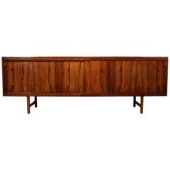 Midcentury Sideboard in Rosewood