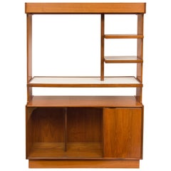 Midcentury Room Divider or Wall Unit