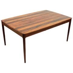 Rosewood Coffee Table by Yngvar Sandström for Seffle Möbelfabrik, 1960s