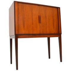 1960s Vintage Danish Drinks Cabinet