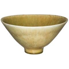 Midcentury Ceramic Bowl by Carl-Harry Stålhane for Rörstrand