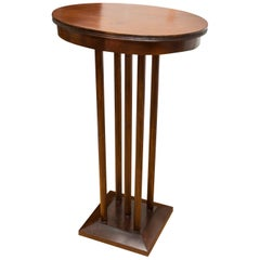 Vienese Secession Occasional Table in the Manner of Josef Hoffmann