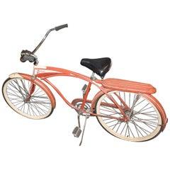 1950-1960s Huffy Belair Boys Bike Original Bicycle Unrestored