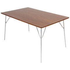 DTM-20 Rectangular Dining Table by Ray & Charles Eames for Herman Miller