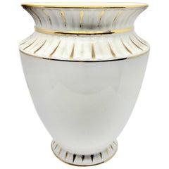 Mid-Century Modern Biscuit Vase by Kaiser Porcelain, circa 1960