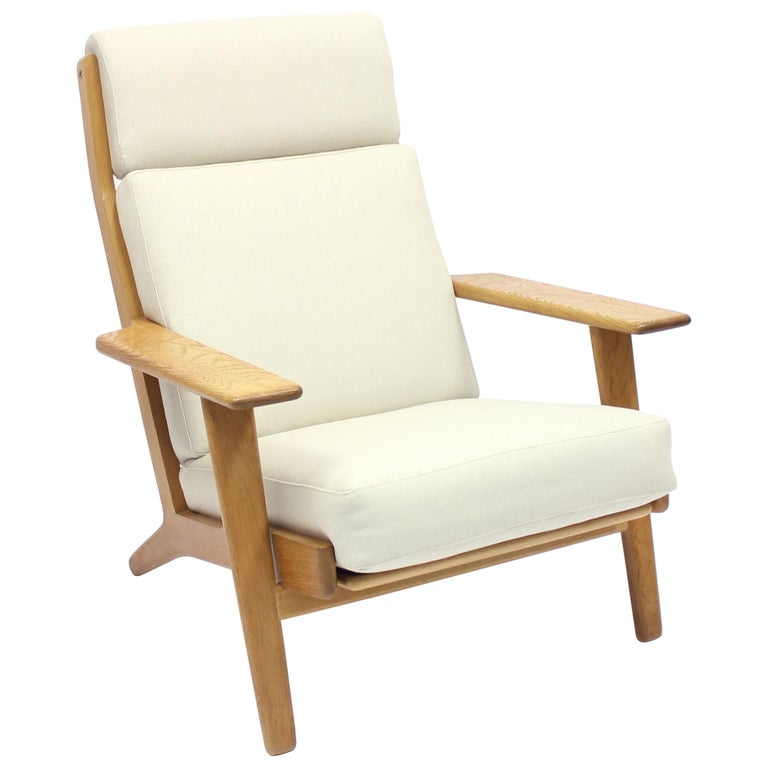 GE 290 Easy Chair by Hans J. Wenger for Getama, 1960s