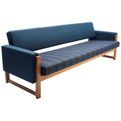 Rare Sofa Bed by Yngve Ekström for Broby Industri AB, 1960s