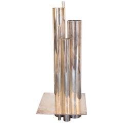Gio Ponti Orgue Vase by Christofle, 20th Century