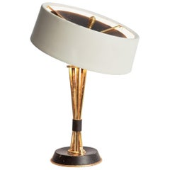 Oscar Torlasco for Lumi Milano Desk Light, circa 1960
