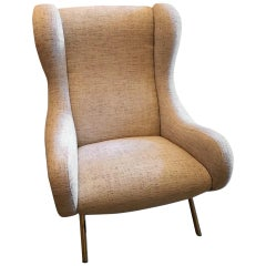 Senior Armchair by Marco Zanuso for Arflex