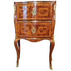Rococo Commode with Marble Top