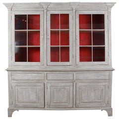 English Glazed Dresser