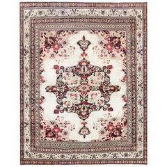 Fine Antique 19th Century Persian Kerman Rug