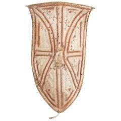 Wandala Shield from Chad