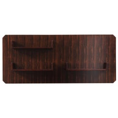Rosewood Midcentury Rosewood Shelf
