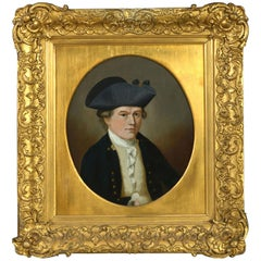 18th Century Portrait of a Naval Officer