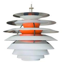 Kontrast Pendant by Poul Henningsen