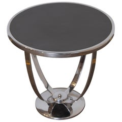 Art Deco Machine Age Wolfgang Hoffmann for Howell Cocktail / Coffee Table