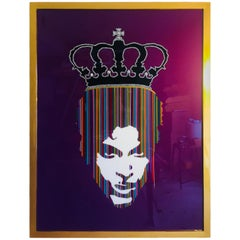 Prince with Rhinestone Crown by Mauro Oliveira