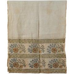 Large 19th Century Ottoman Turkish Towel