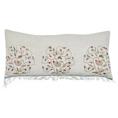 Antique Ottoman Turkish Embroidery Pillow