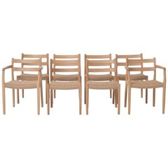 Danish Modern Møller Dining Chairs