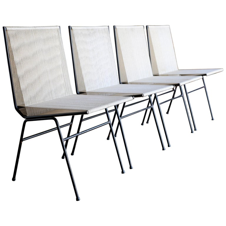 Allan Gould String Chairs