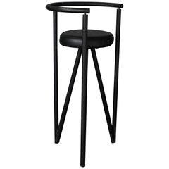 'Miss Dorn' High Stool by Philippe Starck