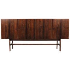 1960s Arne Vodder Danish Palisander Sideboard