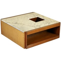 Coffee Table by Angelo Mangiarotti Tisettanta Vintage, Italy, 1970s