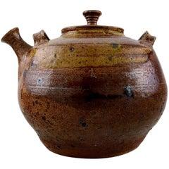 Jean Linard Stoneware Teapot