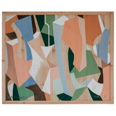 Neocubist/Neomodernist Contemporary Painting