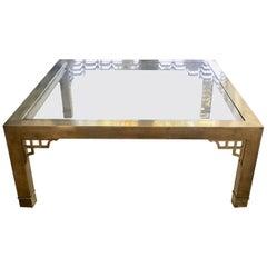1960s Mastercraft Coffee Table