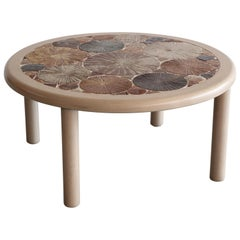 Ceramic Tile Coffee Table by Tue Poulsen