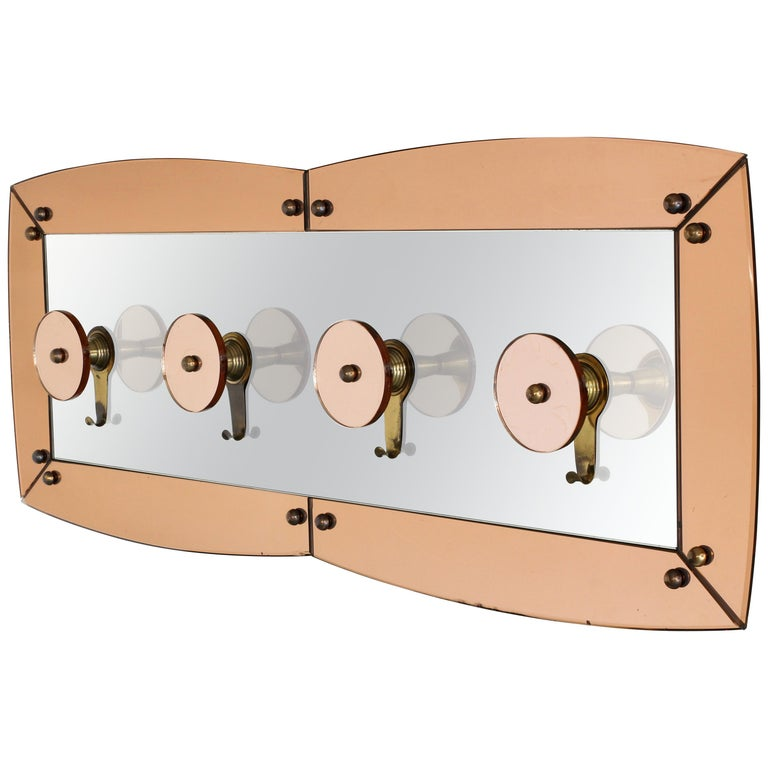 Large-Scale Cristal Art Coat Rack