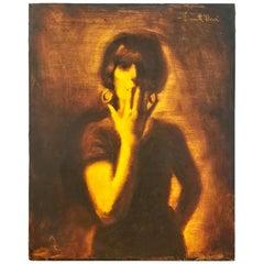 """""""Foxy Lady"""" by Kenneth Hari"""