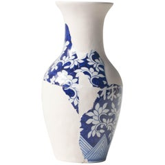 Reconstructed Ceramics #2 Contemporary Zen Japonism Style
