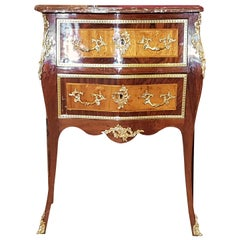 Small Antique Commode from the 19th Century