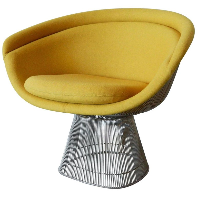 Warren Platner Lounge Chair for Knoll Associates