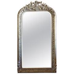 Rococo Gilded Mirror