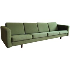 Model GE-300-Four Sofa by Hans J. Wegner for GETAMA