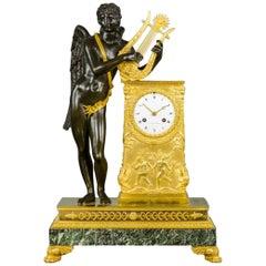 Basil Charles Le Roy Empire Clock, Pierre-Philippe Thomire, circa 1810
