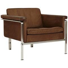 Elegant Lounge Chair 6911 by Horst Brüning for Kill International