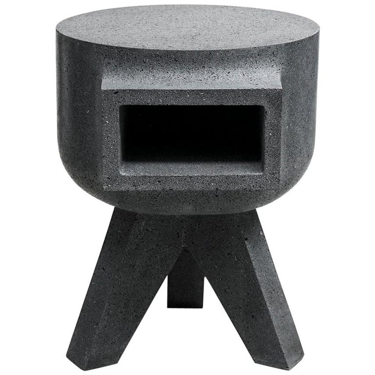Pedro Reyes, Tripod Table, Mexico, 2018 For Sale